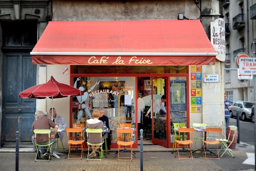Restaurant La Frise