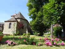 Montaigu-le-Blin Église Ⓒ Mairie de Montaigu-le-Blin