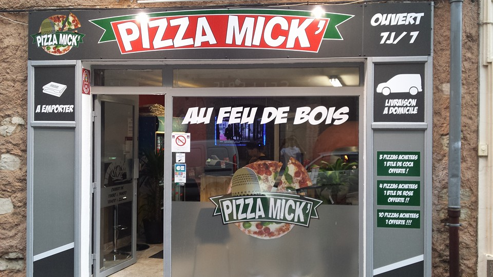 Pizza Mick'