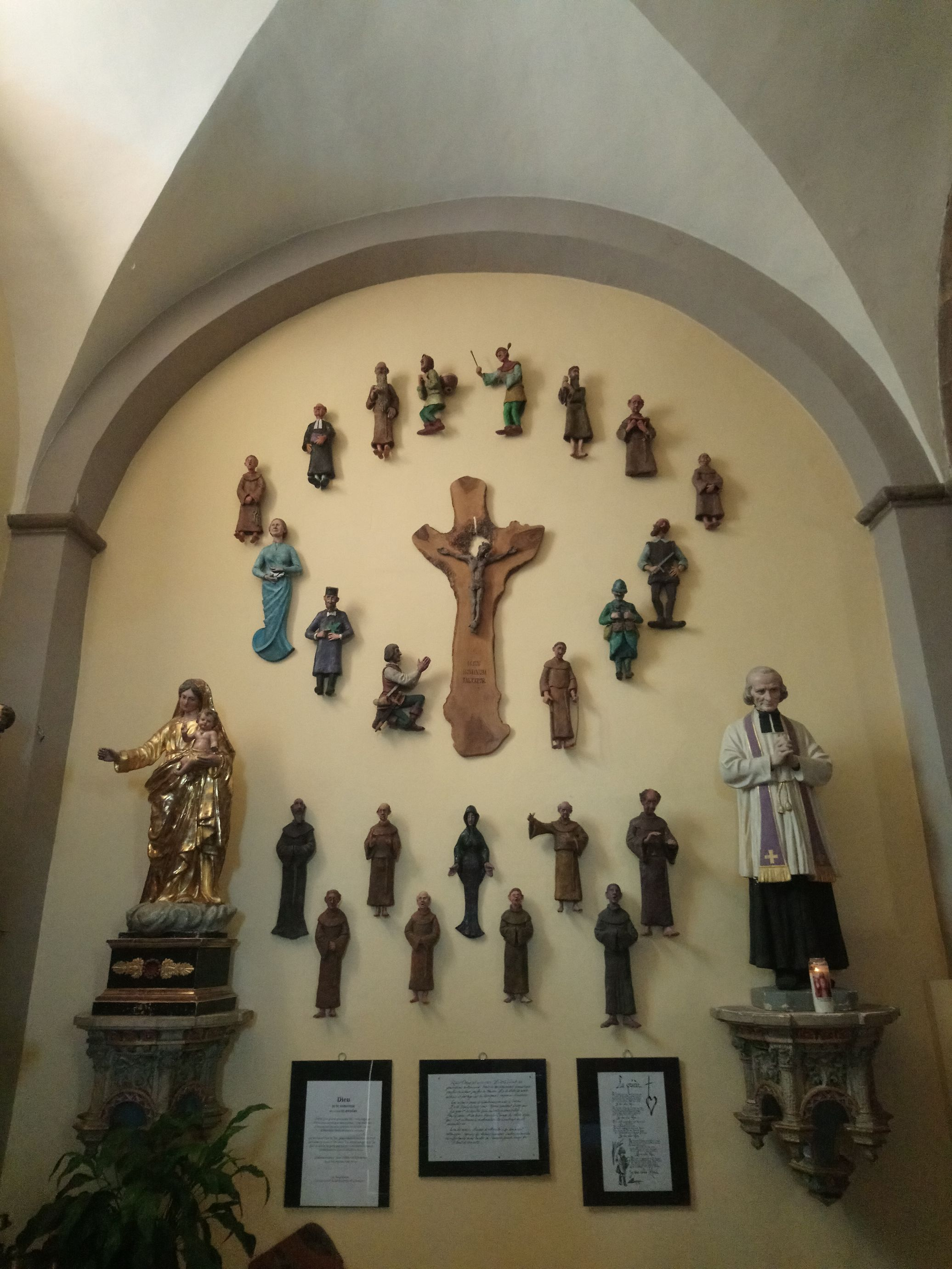 Eglise Saint Romain Saint Quinis