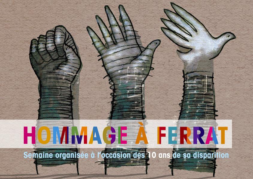 Hommage à Jean Ferrat - Vallées d'Antraigues - Asperjoc