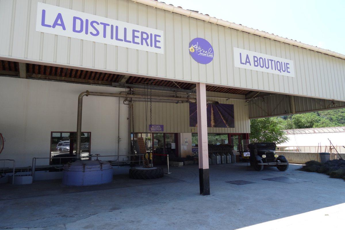 Distillerie de Lavande & Plantes Aromatiques – Les Agnels