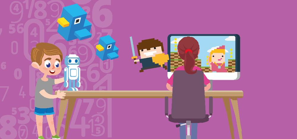 Atelier mini - codage numérique pour les juniors