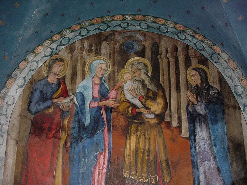 Eglise Saint-Etienne Jarrie