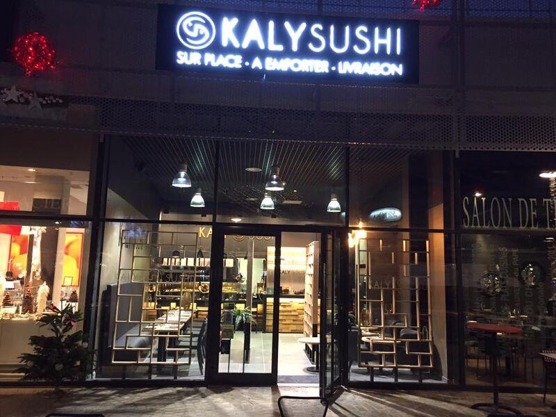 Kaly Sushi Arles