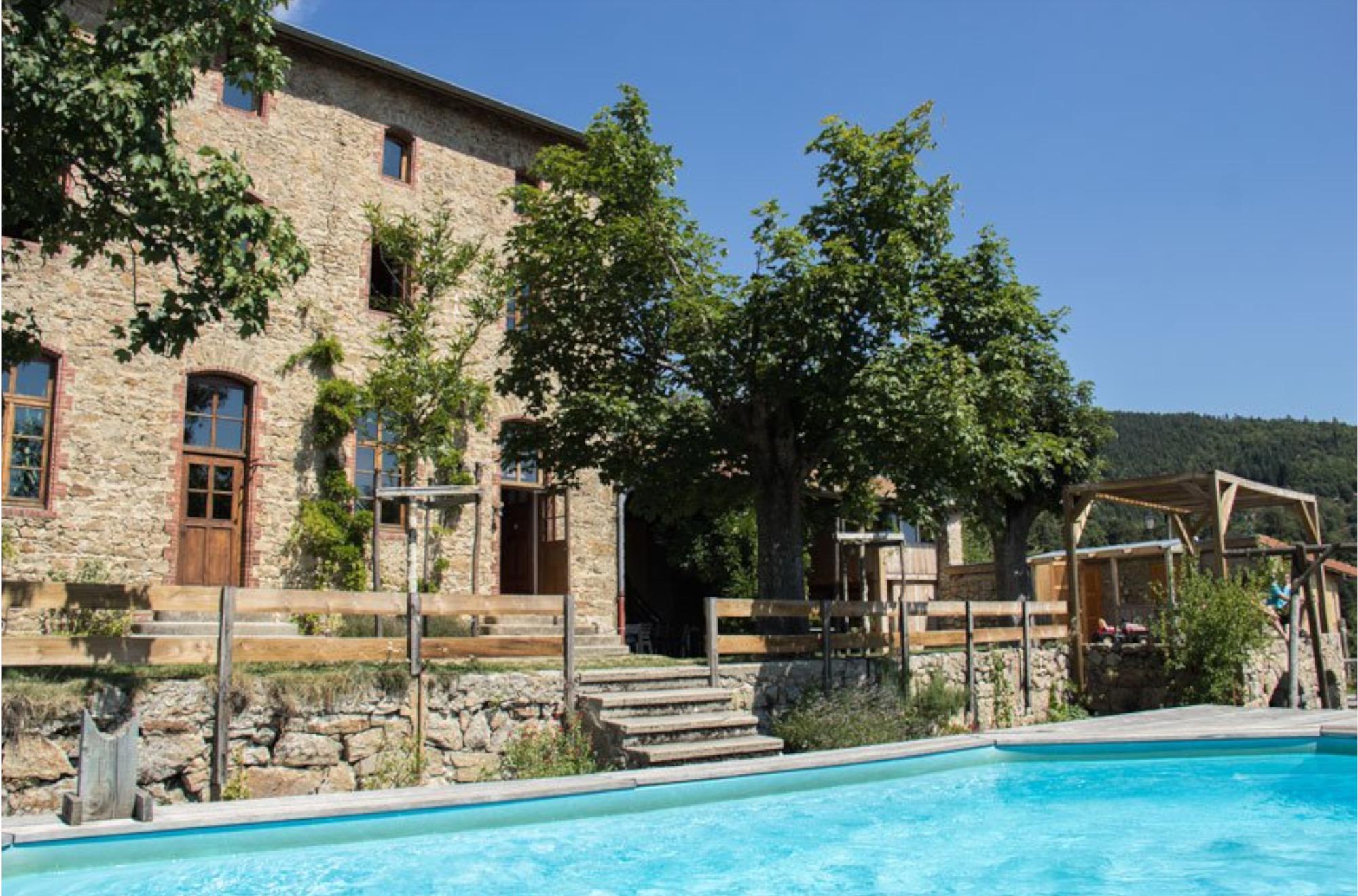 Gîte lOlivonne (Saint-Symphorien-de-Mahun,Ardèche), Furni