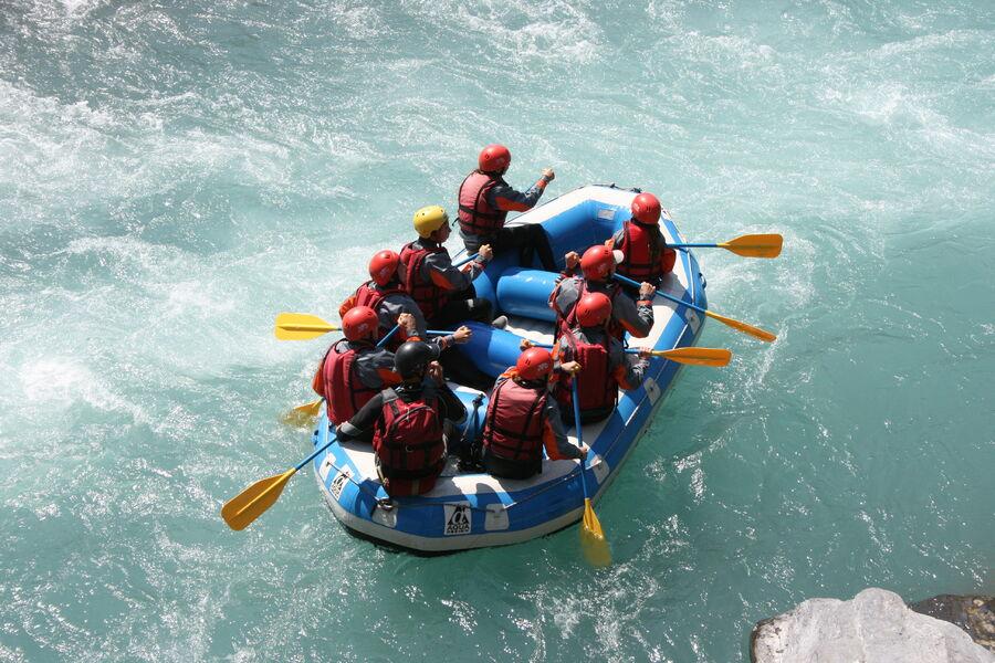 Pure rafting - © Pure rafting