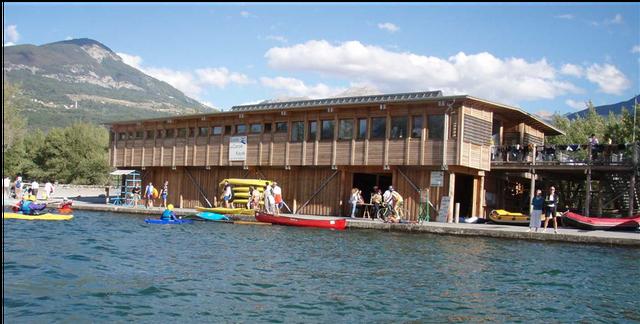 Club Canoë-Kayak EAU VIVE EMBRUN EMBRUN