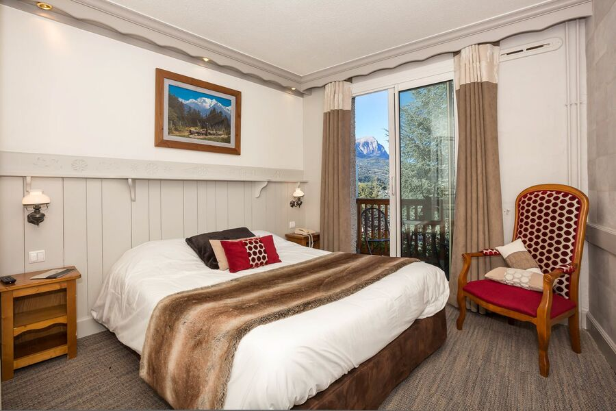 Hôtel & Spa Les Bartavelles - © Hôtel & Spa Les Bartavelles