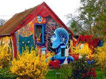 Maison couleur du temps Fin de l'automne Ⓒ Monsieur Chop - 2020
