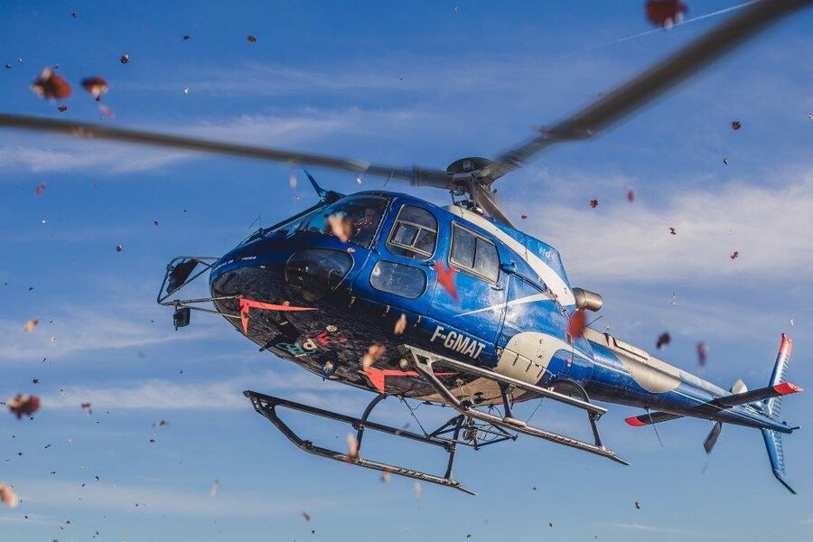 Hélicoptère de France