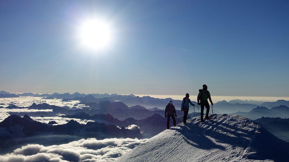Bureau des Guides Esprit Montagne - © Bureau des Guides Esprit Montagne