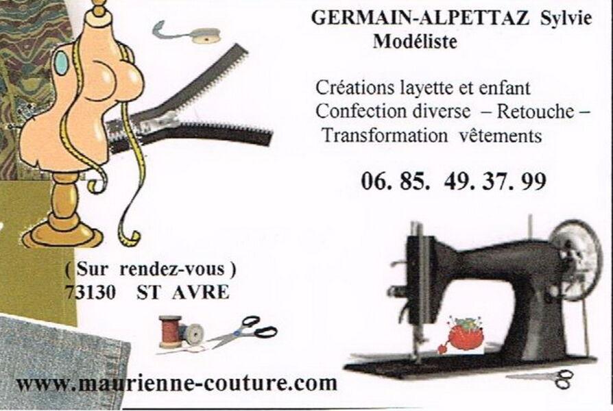 Maurienne couture office de tourisme la chambre for Bus saint avre la chambre saint francois longchamp