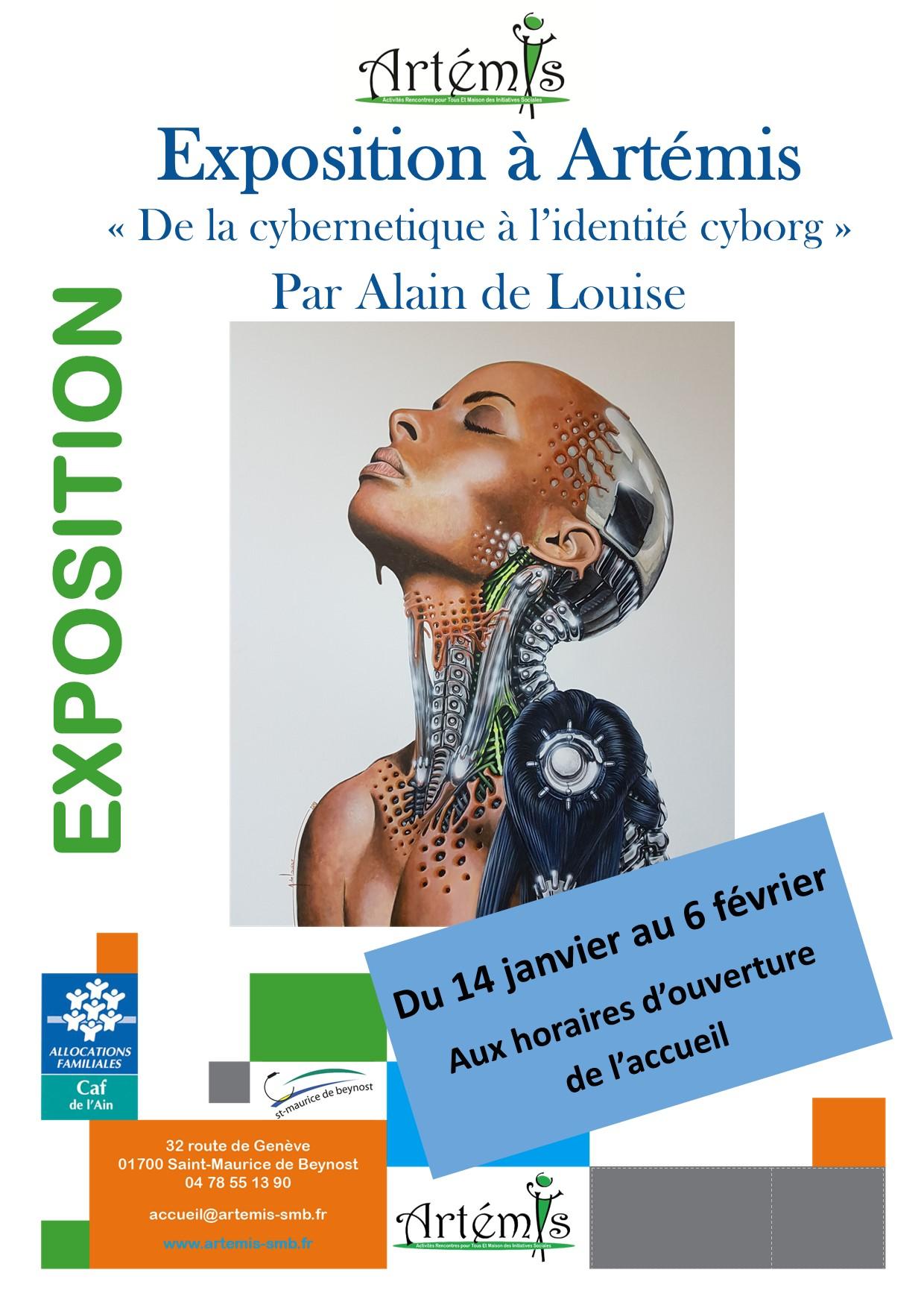 Exposition Cyborg
