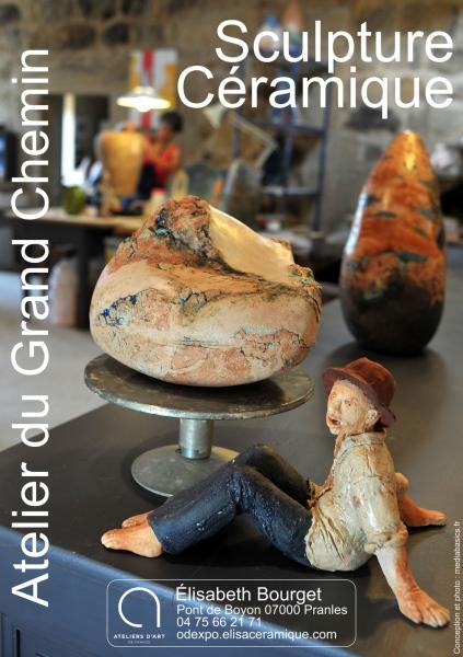 Events…Put it in your diary : Atelier Découverte modelage de la terre et céramique