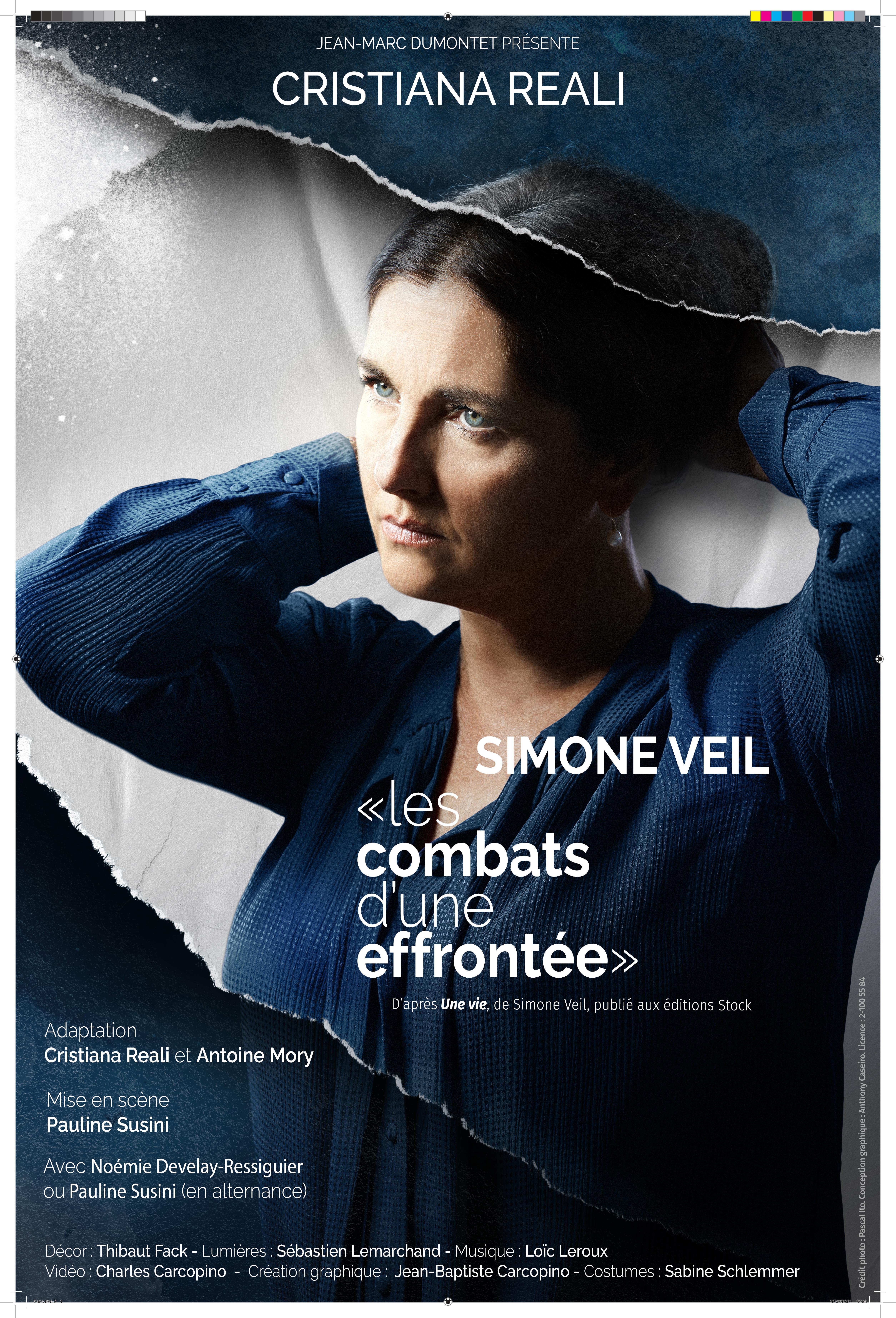 Simone Veil, les combats d'une effrontée
