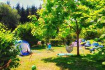 Camping Ⓒ Domaine La Chabanne - 2020