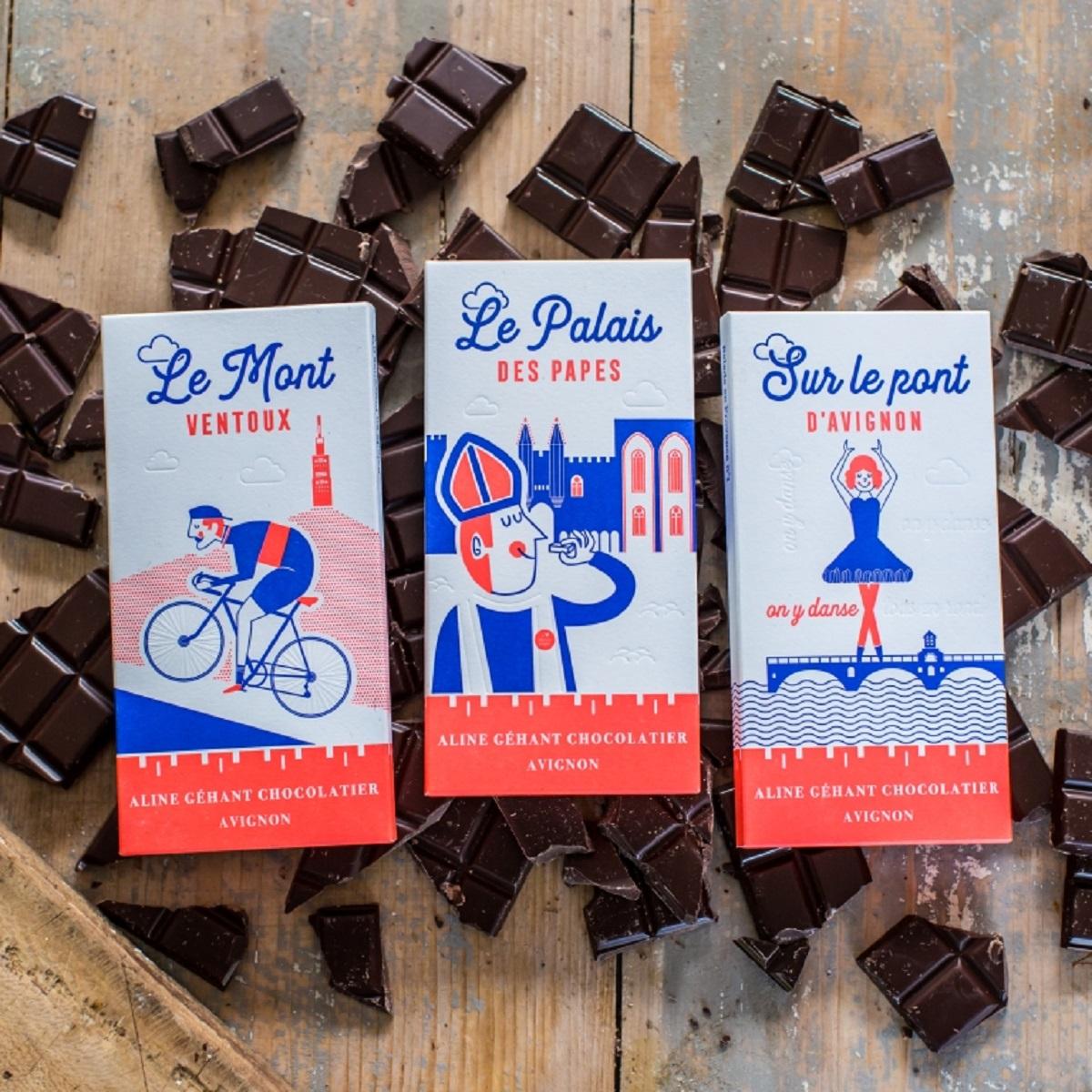 Aline Géhant Chocolatier