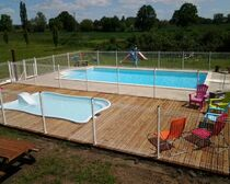 Camping Domaine Sainte-Marie Piscine Ⓒ Site internet - 2020