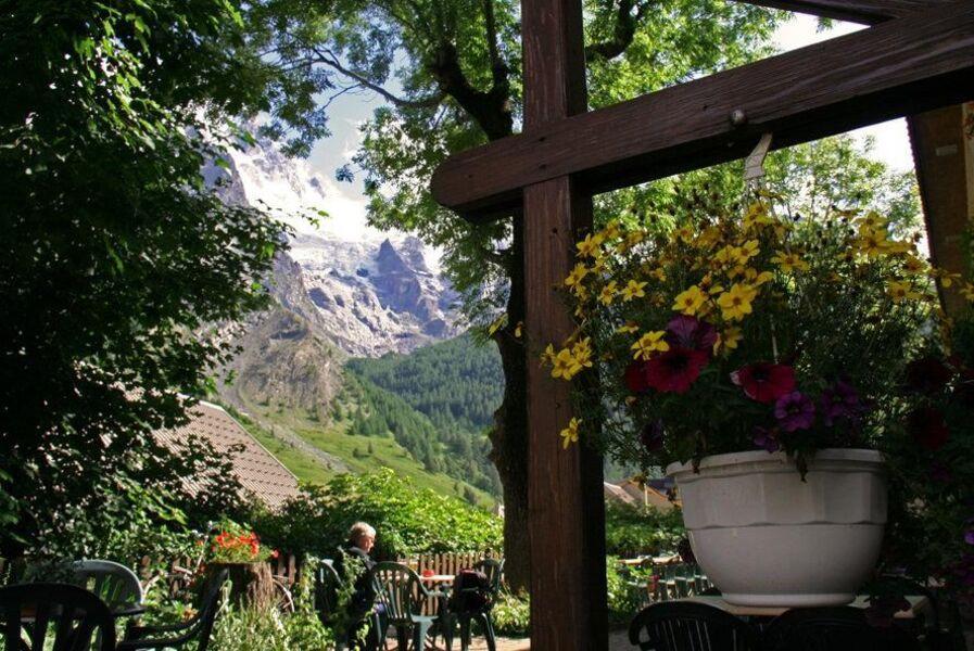 La terrasse - © ©EdelweissAuberge