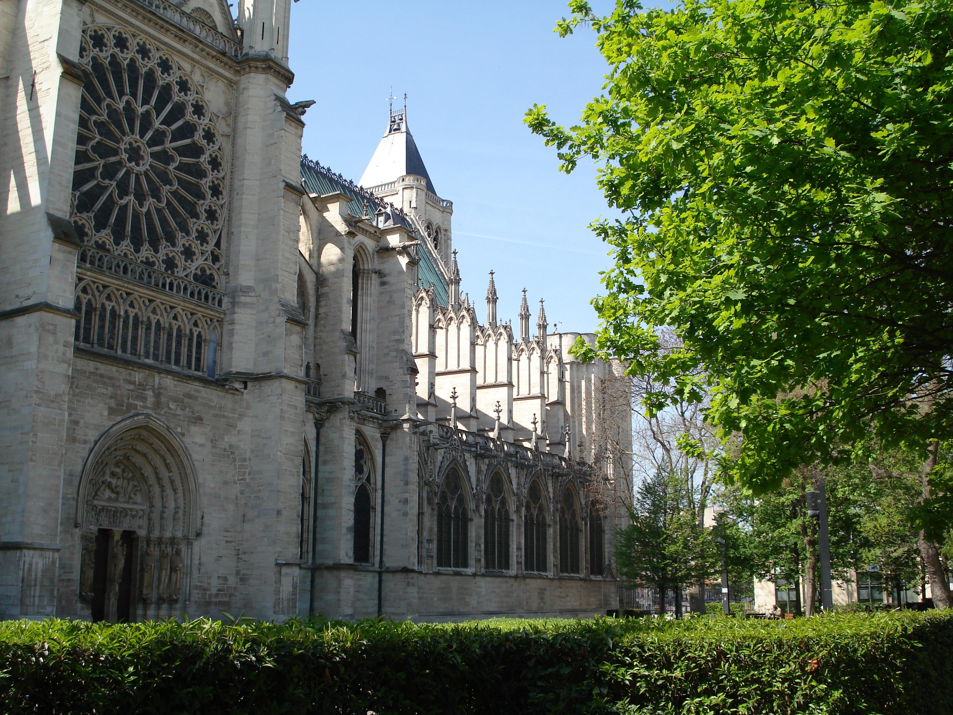 Jardin Pierre de Montreuil
