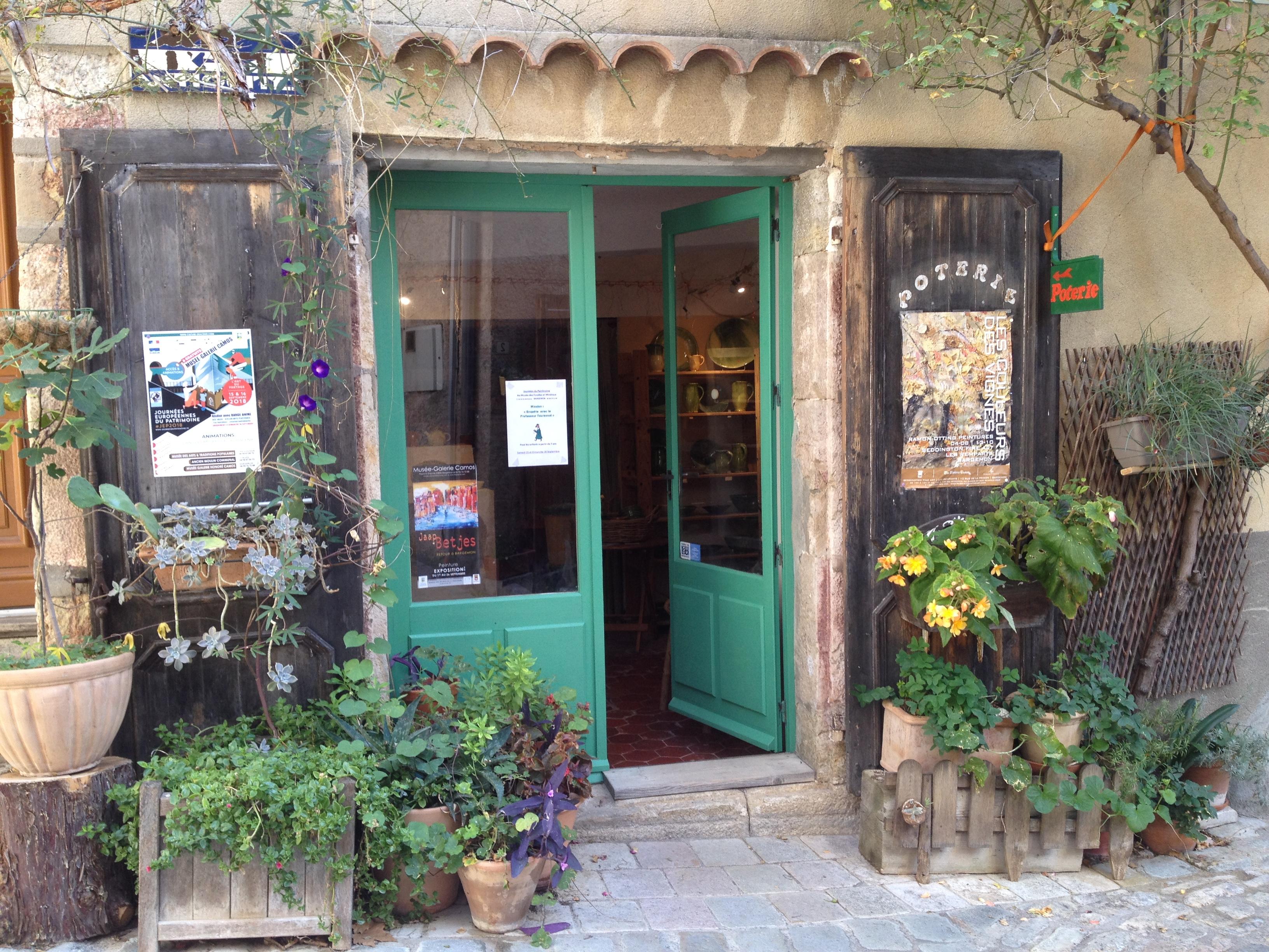 Poterie Atelier boutique