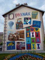 Route des Sapins du Haut-Bugey_Circuit Oyonnax