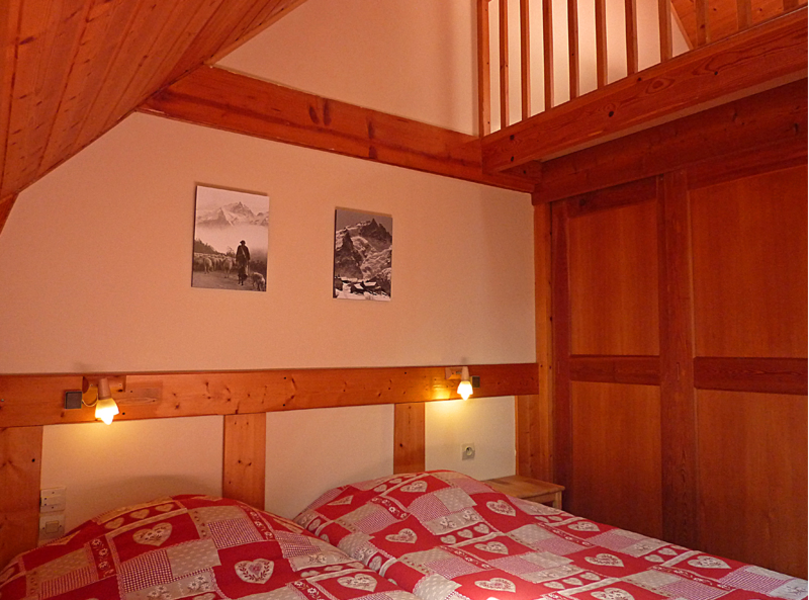 Une chambre double - © ©EdelweissAuberge