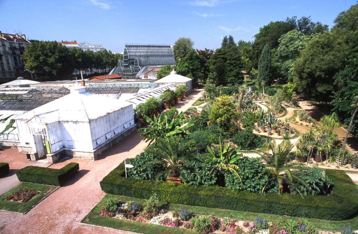 Le jardin botanique du parc de la t te d 39 or lyon 6 me for Jardin zoologique de lyon