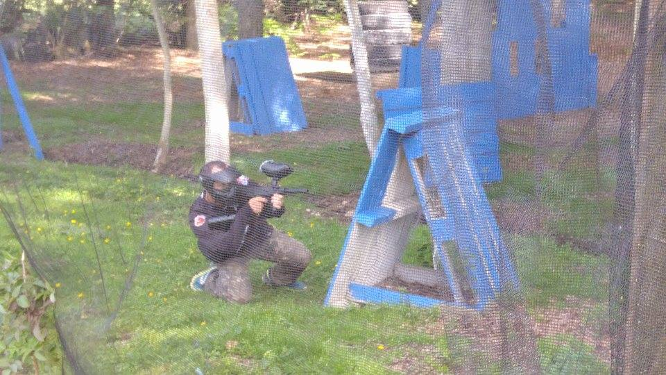One For One Game Center - Paintball Paintball adulte Ⓒ Paintball