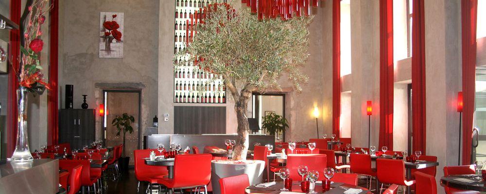 Restaurant Les Jardins de Sainte-Cécile