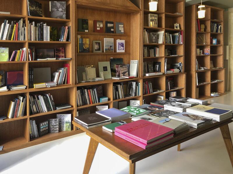 Galerie de la librairie du Palais