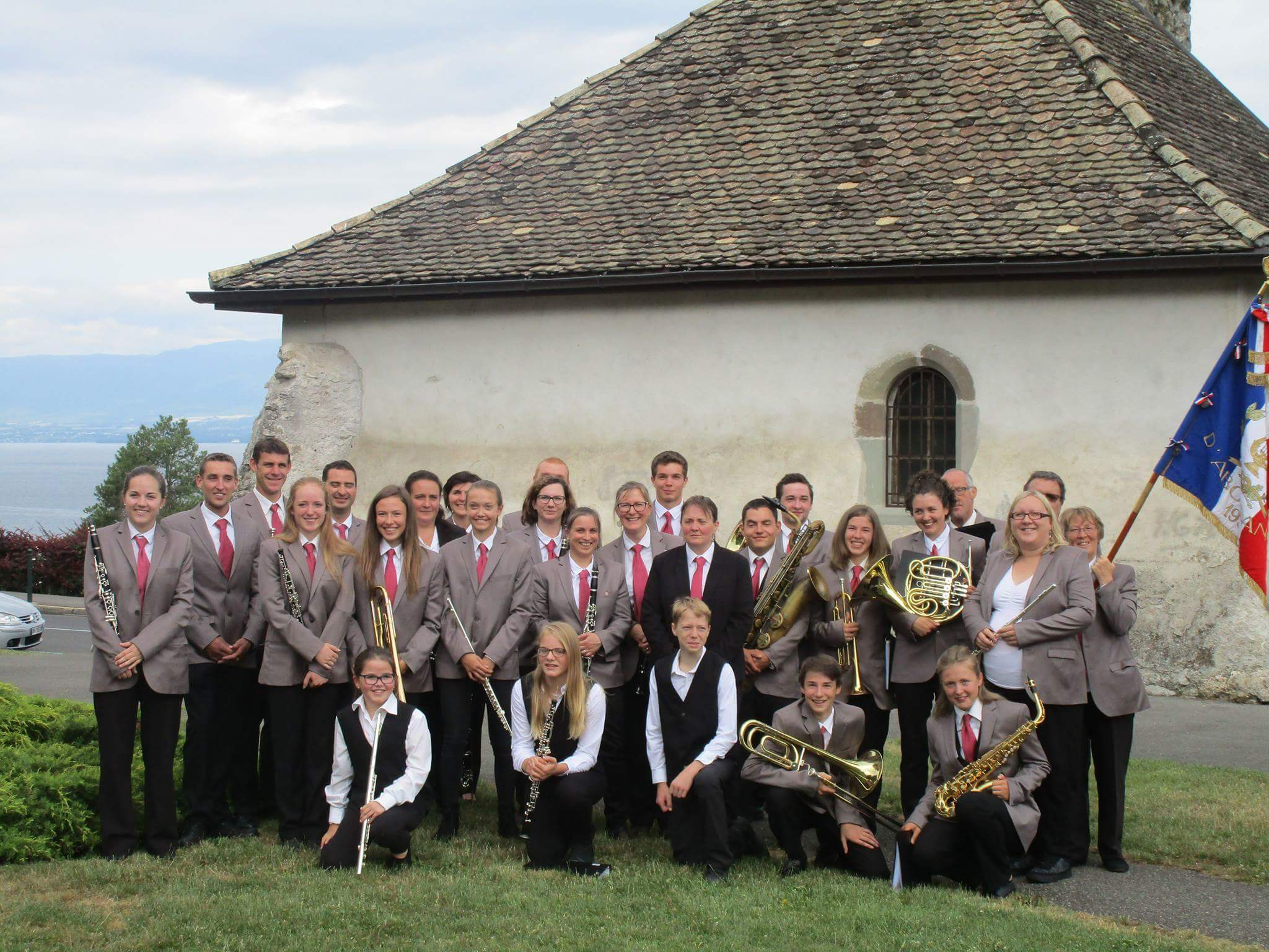 Christmas Concert in the Abbey of Abondance