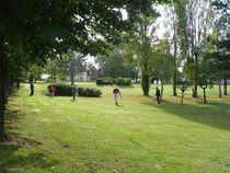 Swin golf Parcours Ⓒ Club de la retraite sportive et loisirs