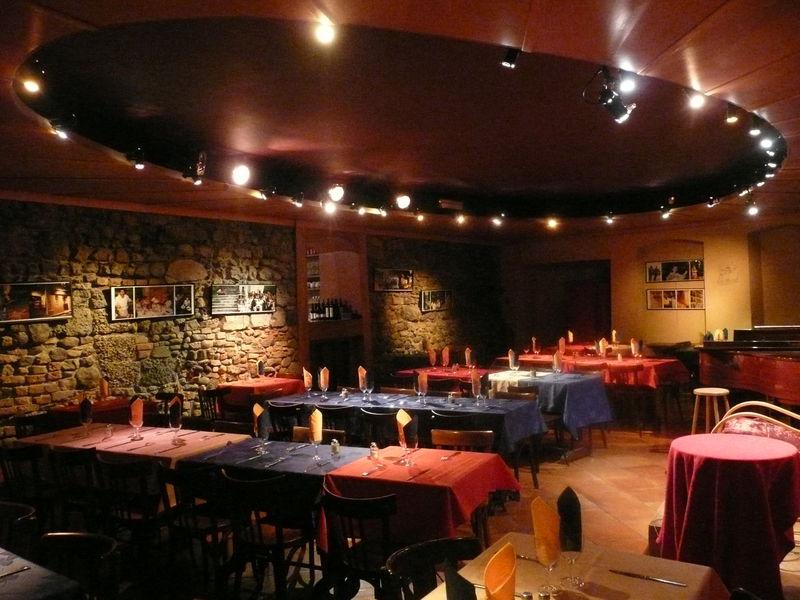 salle pour diner