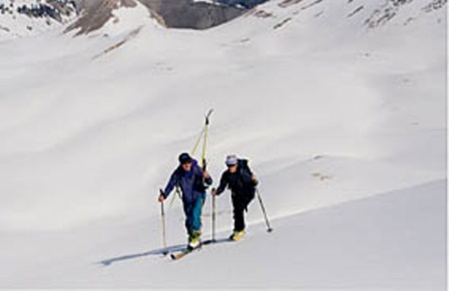 Accompagnateur montagne Perron Christian