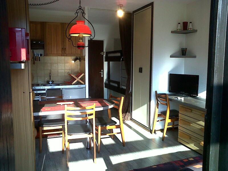 Studio - Résidence Le Mont-Blanc // meublés classés en location sur le Massif des Brasses