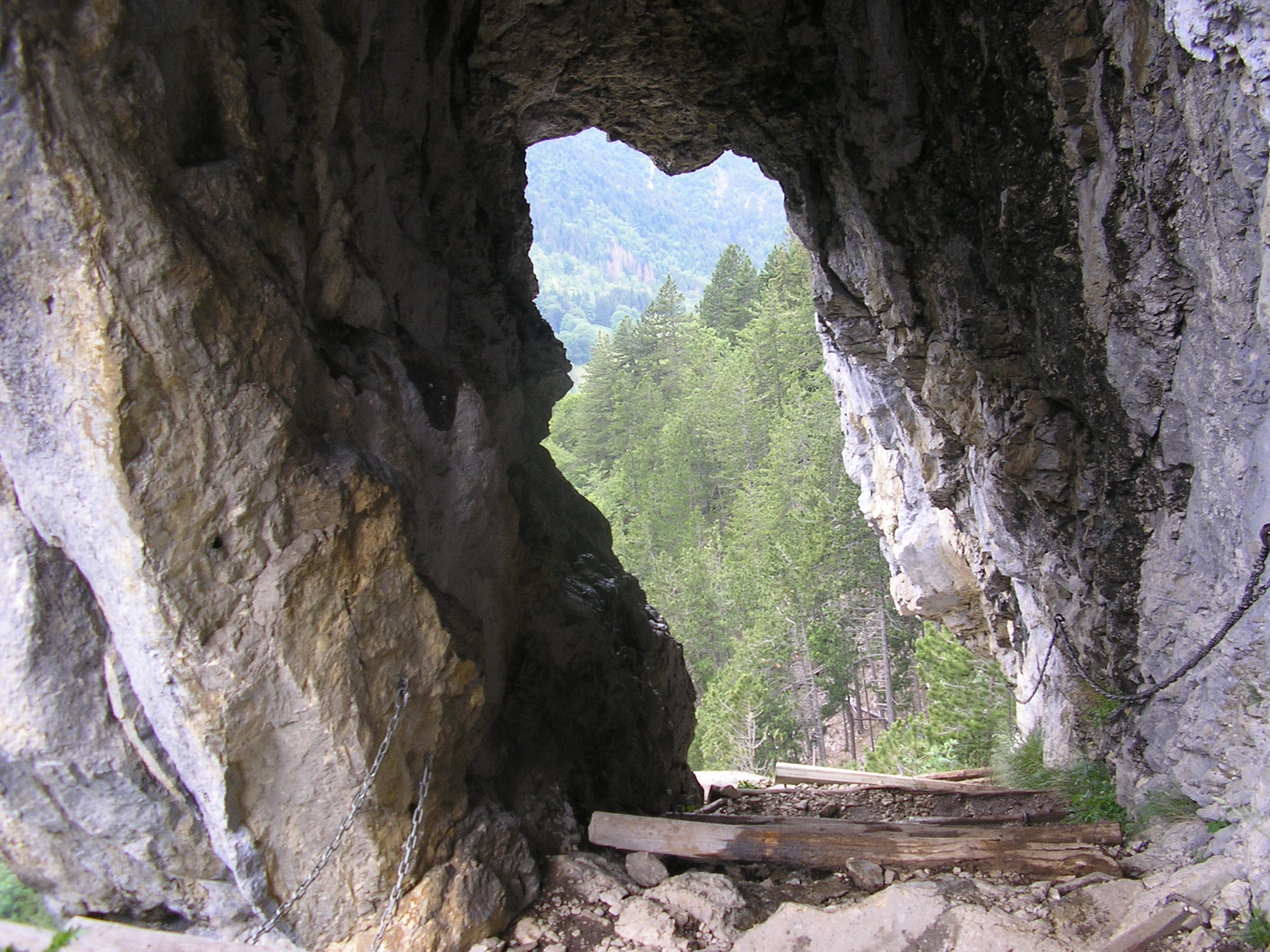 Passage Pas du Roc