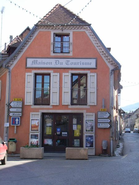 L'office de Tourisme de Mens