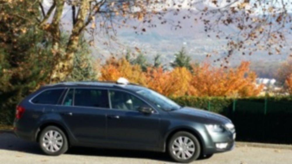 Aurel Taxi Savoie