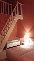 chambre familiale duplex 1 Ⓒ Auberge bourbonnaise