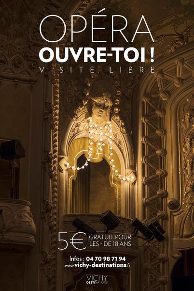 """Visite libre : """"Opéra Ouvre-toi"""""""