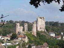 Hérisson Château de Hérisson Ⓒ OTAT