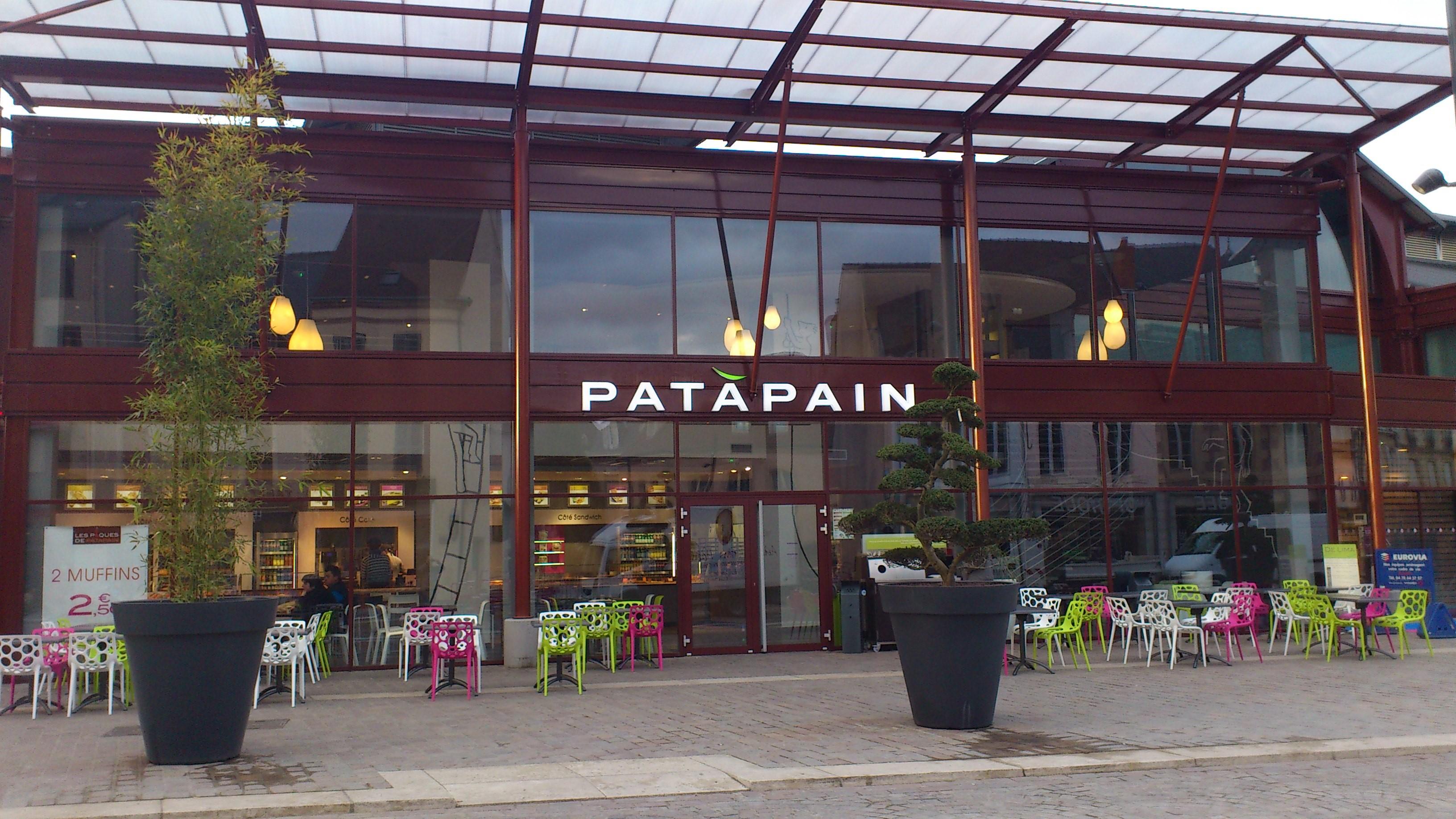 Pat à Pain à Moulins Ⓒ Pat à Pain à Moulins