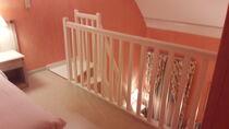 chambre familiale duplex 2 Ⓒ Auberge bourbonnaise