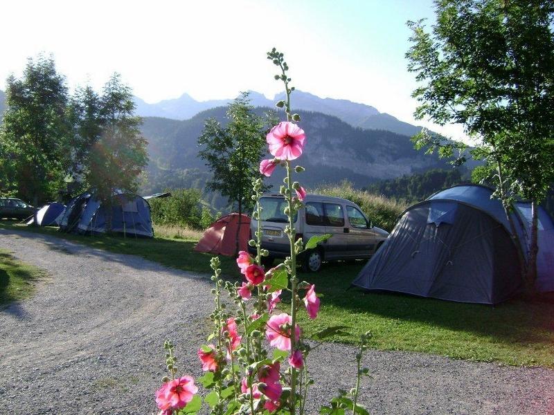Camping du Crêt