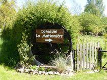 Camping Mathonière Entrée Ⓒ Camping Mathonière - Louroux-Bourbonnais