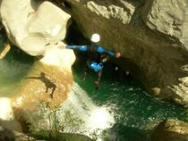 Escale verticale Canyoning Ⓒ Escale verticale - 2015