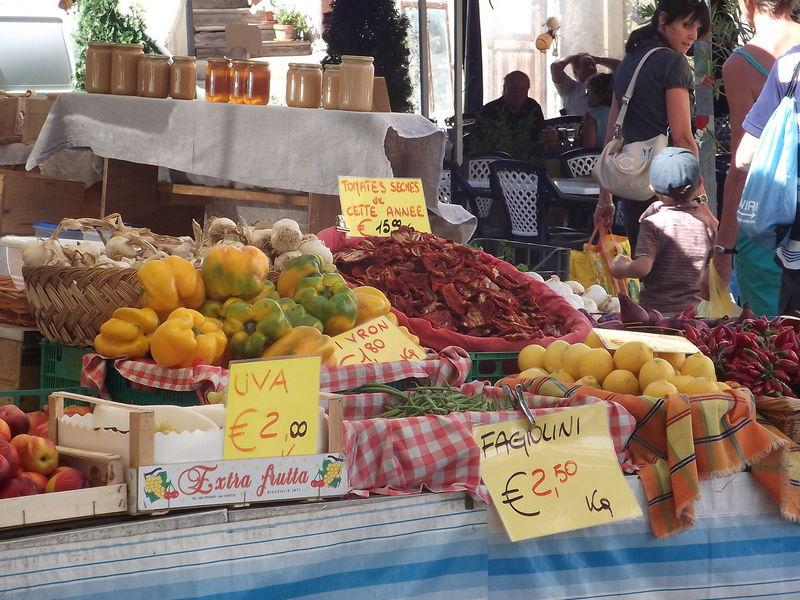 marché - � julie Iché