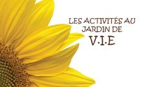 Les jardinades : animations autour des activités au jardin - Lachapelle-sous-Aubenas